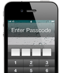 how to find out my iphone passcode