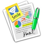 PDFpen from Smile Software for opening PDFs on a Mac
