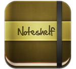 Noteshelf handwriting app for ipad