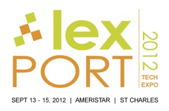 Lex Port 2012 Legal Technology Conference St. Louis Missouri