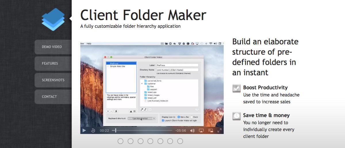 folder maker free